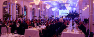 Preisverleihung des Axel Bohl Preises 2019 an auvisus für autonome Speisenerkennung