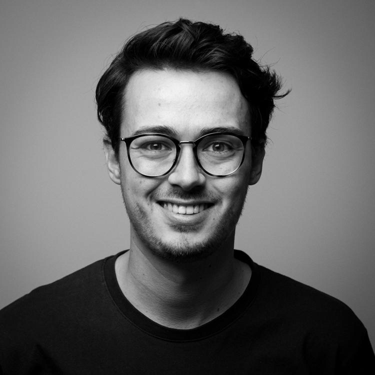 Max Rominger - Machine Learning Engineer bei auvisus