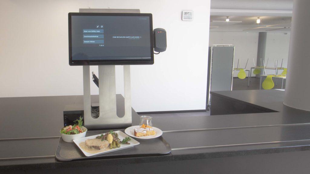 So einfach war der Checkout noch nie - KI-basierte Essenserkennung macht es möglich
